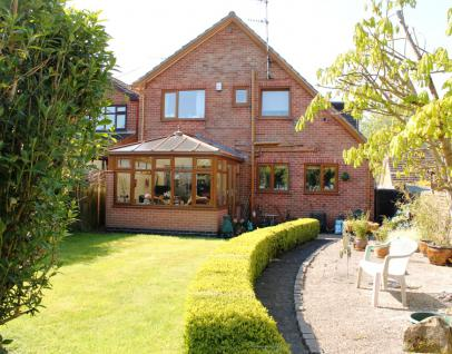 Spacious Detached House in West Hallam Village